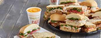 Smoothies & Sandwiches