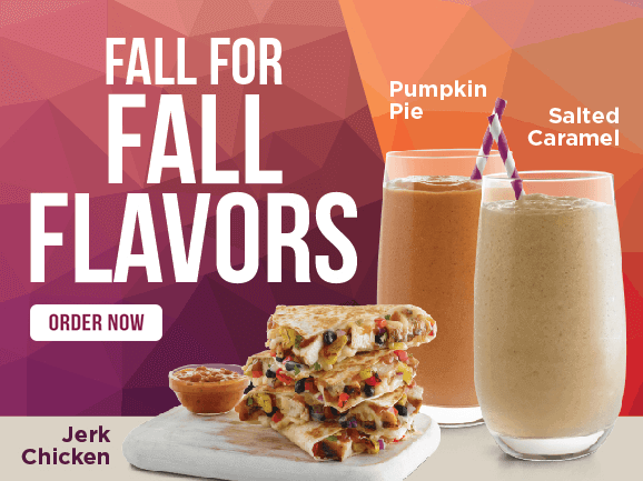Fall for Fall Flavors